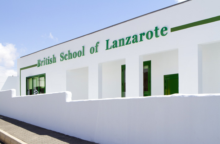 English school in lanzarote